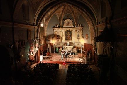 Duo Lesage Église de Bouloc